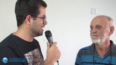 Entrevista com Francisco Mattos – fundador da Associação Mundo Espírita – AME