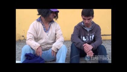 Um toque de amigo – Lição de um mendigo