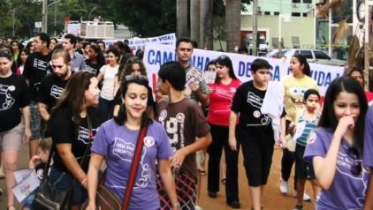 Caravana da Caridade Abril de 2012 – Goiânia