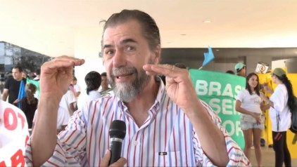 5ª Marcha Nacional da Cidadania pela Vida – Brasilia, Junho de 2012