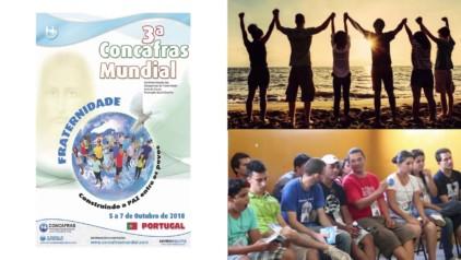 3ª Concafras Mundial – Porto – Portugal 2018
