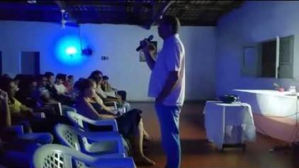 Reunião pública – C E Poço de Jacó / São Luís – O adoecer à luz do Espiritismo