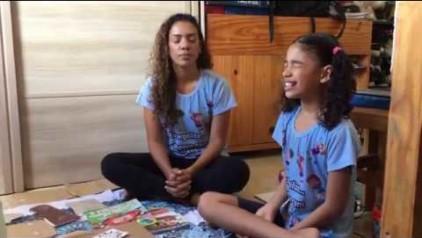 Evangelização Infantil no Lar – Centro Espírita Rafael Verlangieri – Cuiabá