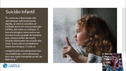 A criança e o risco do suicídio